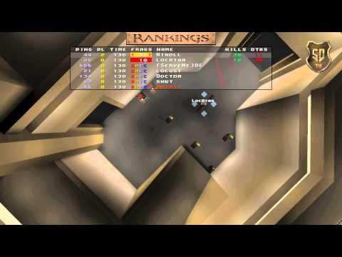 QuakeWorld #Refragged Grand Finals Rikoll vs LocKtar
