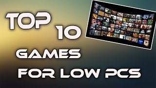 TOP 10 Survival games for LOW - MED PC