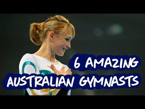 Gymnastics - 6 Amazing Australian Gymnasts