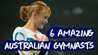 Famous Gymnasts From Australia