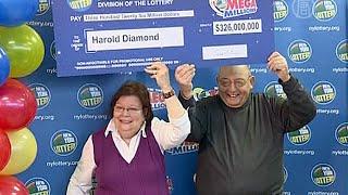 $326 млн выиграл в лотерею пенсионер из США (новости)