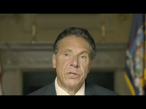 'I never touched anyone': N.Y. governor denies allegations
