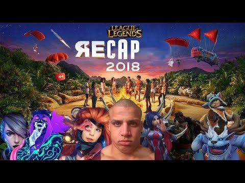 League Rewind 2018: Season 8 in a Nutshell