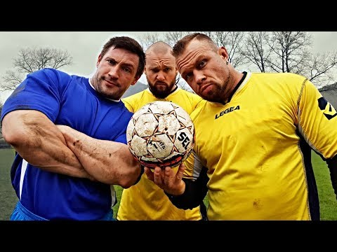 Kulturisti VS Fotbal - Anabolic Engineers #5