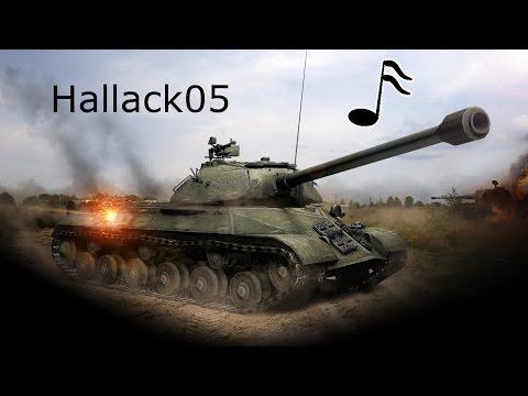 [WOT] Hallack05 IS-3 - remix