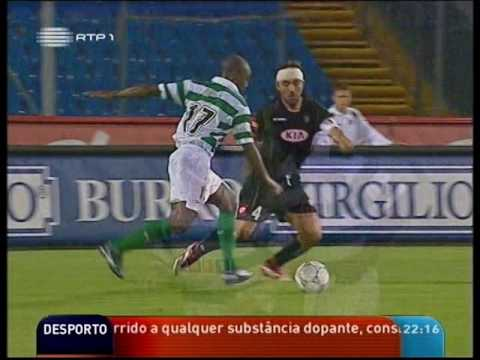 Udinese - 3 x Sporting - 2 de 2005/2006 UEFA LC