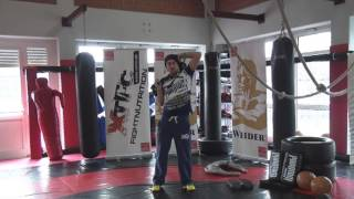 GymAthletic- Bulgarian Bag