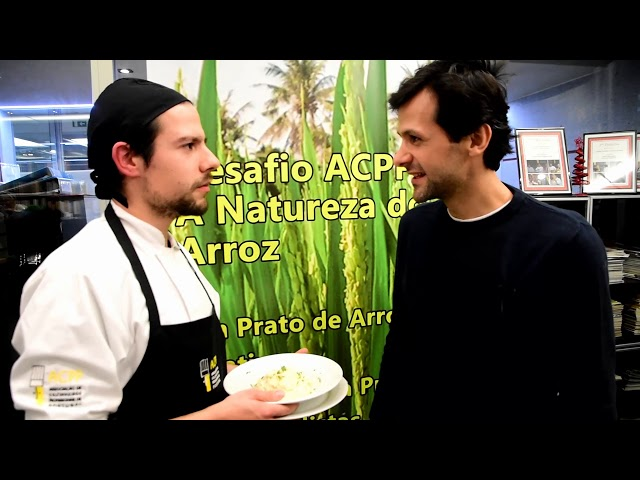 Pedro Nunes - Desafio a Natureza do Arroz