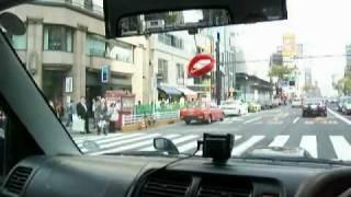 Kiss A-ZIMA シリコン唇面白動画 ≪車のお守り≫篇