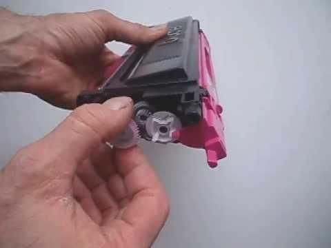 Brother TN115 TN135 HL4040: Remanufacturing Toner Cartridge