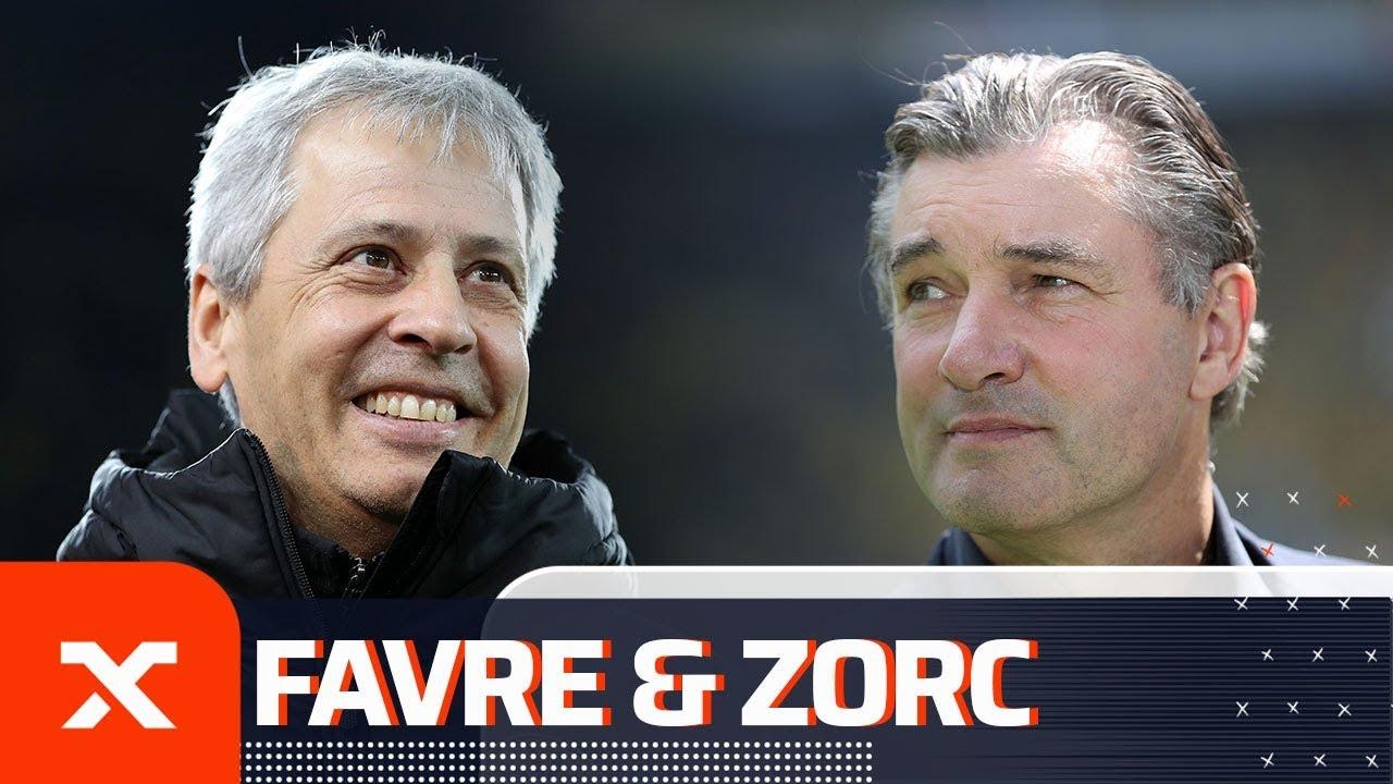 Favre und Zorc über Erling Haaland, Thomas Tuchel und RB Leipzig | BVB | Bundesliga | SPOX