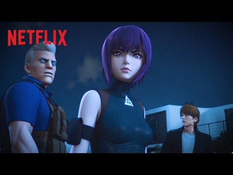 Ghost in the Shell: SAC_2045 | Final Trailer | Netflix