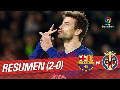 Resumen de FC Barcelona vs Villarreal CF (2-0) thumbnail