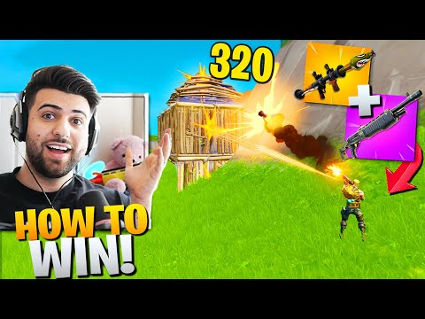 HOW TO WIN | Using SMART Tricks To OUTPLAY Enemies! (Fortnite Battle Royale Educational Commentary)