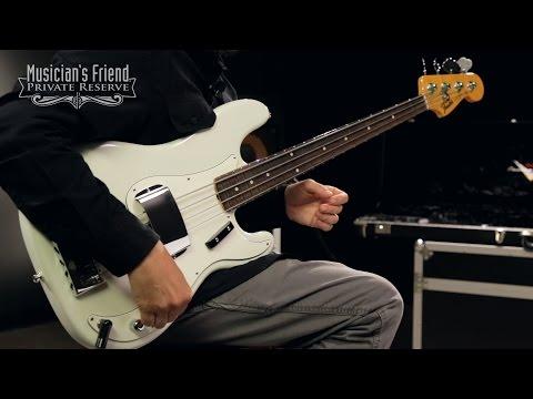 Fender Custom Shop Postmodern NOS Electric Bass, Rosewood Fingerboard