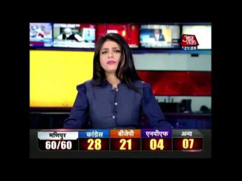 Khabardar: UP Assembly Election Result, The Color Is 'Saffron'