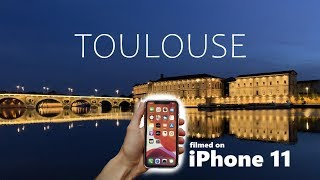 iPhone 11 CINEMATIC VIDEO | Toulouse Travel Video Test Footage 2019 4K + Gewinnspiel