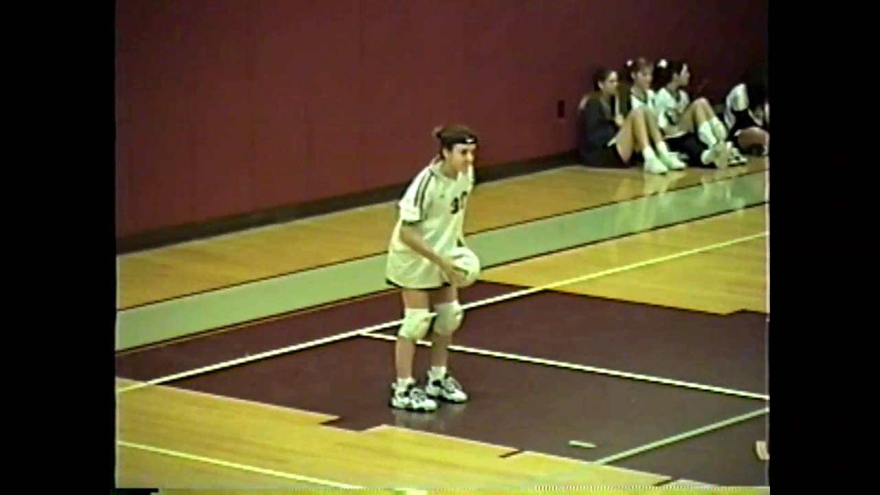 NCCS - Peru JV Volleyball  1-24-97