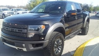 2013 ROUSH RAPTOR SVT SUPERCREW 6.2L 590HP SUPERCHARGED AT FORD OF MURFREESBORO 888-439-1265