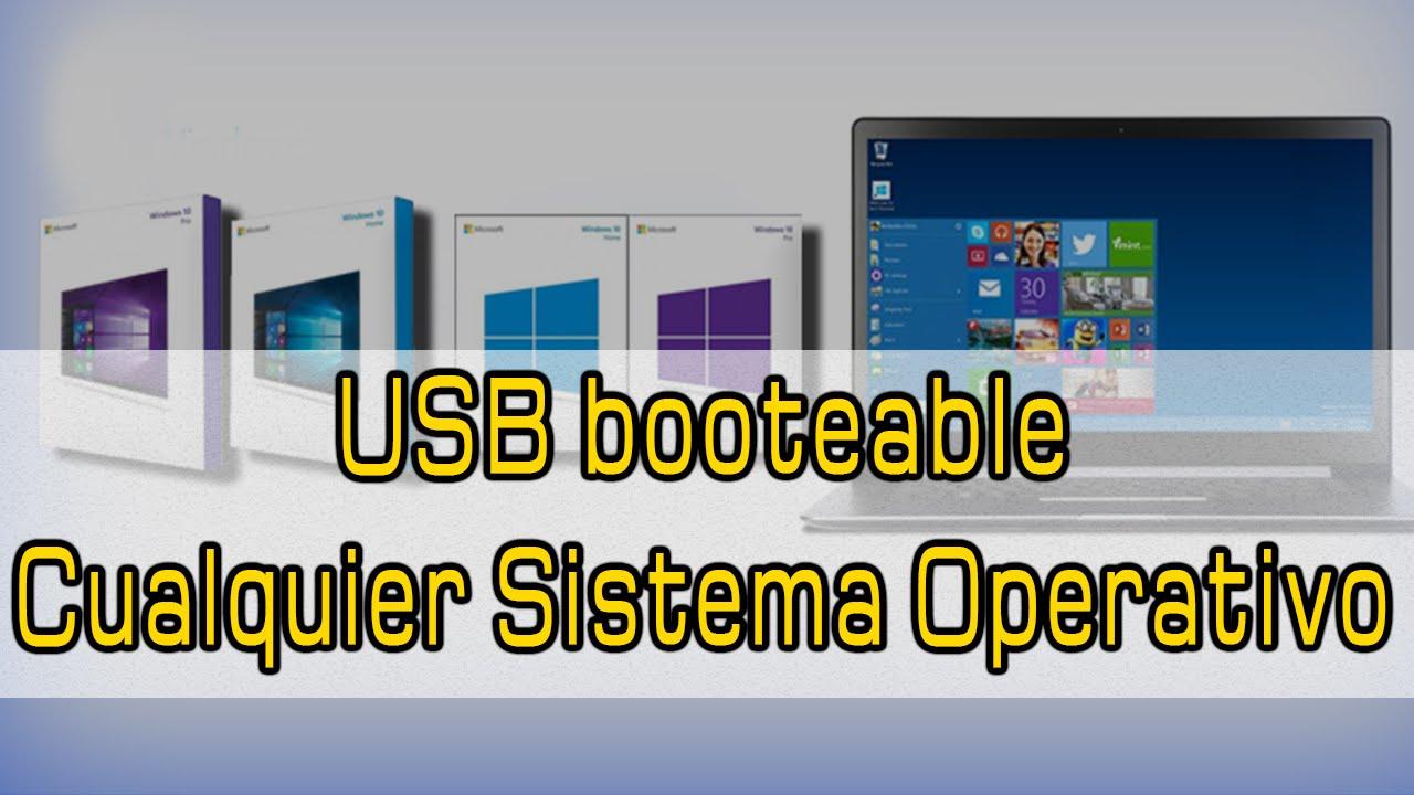 Rufus v2.7.855 Multilenguaje (Español) + Portable, Cree unidades USB