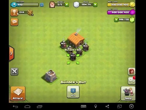 Clash of Clans Free Gems - No Survey, No Download, Don't Miss Out