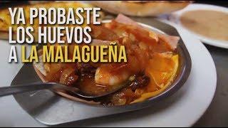 Ya Probaste los Huevos a la Malagueña con Chalío?
