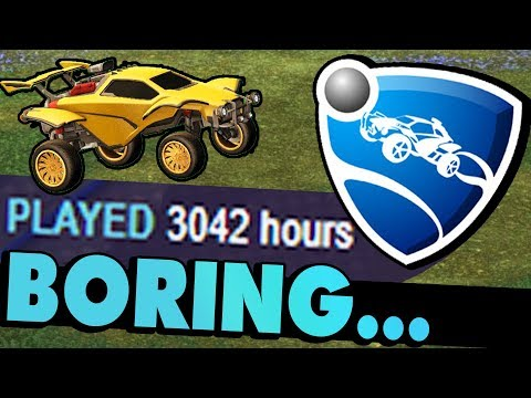 Why Rocket League is boring after 3000 hours... thumbnail