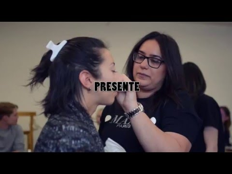 Formation de maquillage professionnelle - Promo 2014/2015