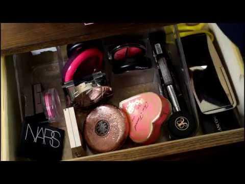 Shop My Stash/Everyday Makeup Drawer! Jan 2018 | DreaCN