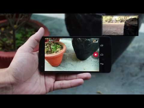 Google Nexus 5 Camera Review - HD Video