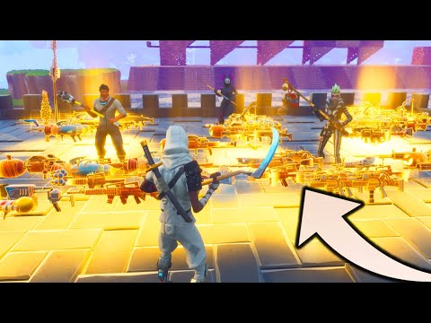 Three Scammer Lost 300+ Weapons!! (Scammer Gets Scammed) In Fortnite Save The World