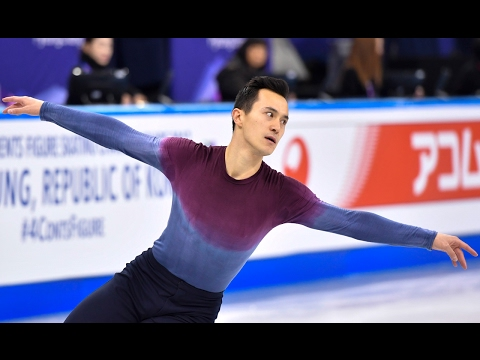 Patrick Chan's free skate at Four Continents 2017 | CBC Sports