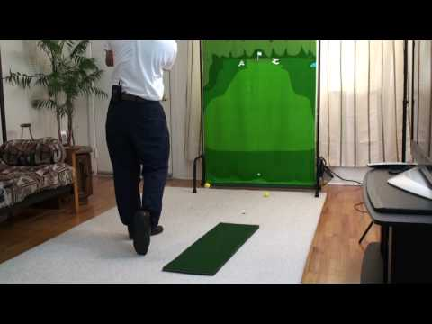 Practice Swing At Home