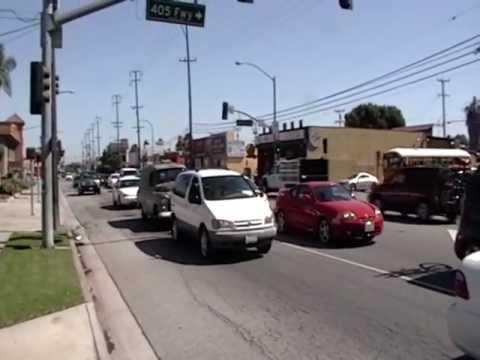 Sepulveda Boulevard in Culver City, California
