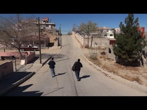 Mexican NGO helps the forgotten drug addicts of Ciudad Juarez