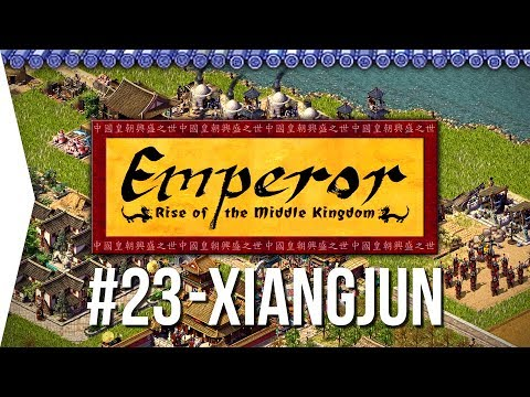Emperor ► Mission 23 Land of Annam - [1080p Widescreen] - Let's Play Game