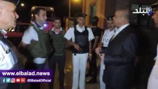 مدير أمن مطروح يتفقد خدمات الساحل الشمالى ومارينا.. فيديو وصور