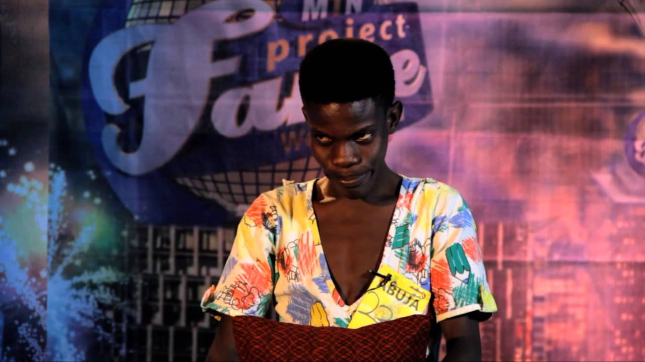 Download The Sleeping Contestant @ ABUJA Auditions| MTN Project Fame Season 6 Reality Show