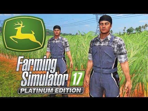 Farming Simulator 2017: John Deere no Farming Simulator 2019 thumbnail