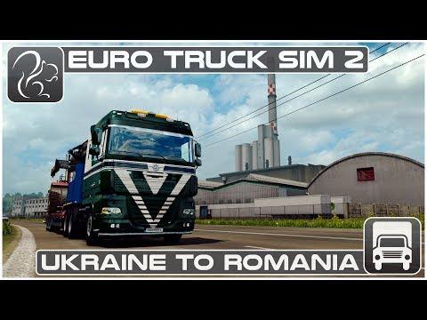 Euro Truck Simulator 2 - Ukraine To Romania