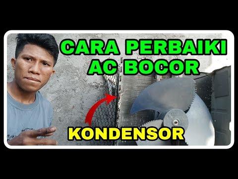 Cara Service Ac Bocor