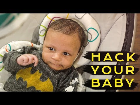 Baby Hacks: Tech for NEW parents!