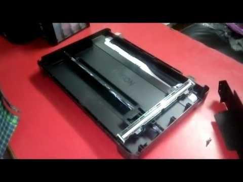 Epson L210 Printer Scanner Error