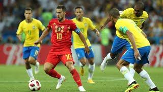 BRAZIL 1-2 BELGIUM | BRILLIANT BELGIUM BEAT BRAZIL | FAN REACTION