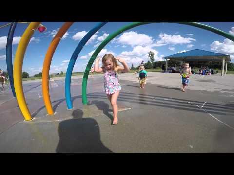 Omaha Splash Park with GoPro (Hero 4 Silver)