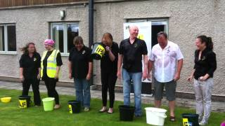 IPAF.org - IPAF UK staff take the ice bucket challenge for charity!