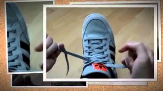 Cara Mengikat sepatu yang baik dan benar