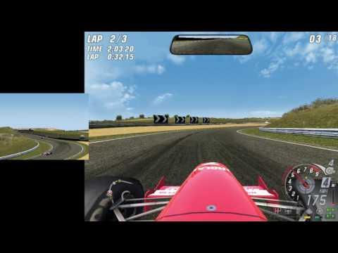 Toca3 - Formula Palmer Audi - Zandvoort - 3 laps