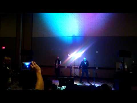 Fiber karaoke at Squaw