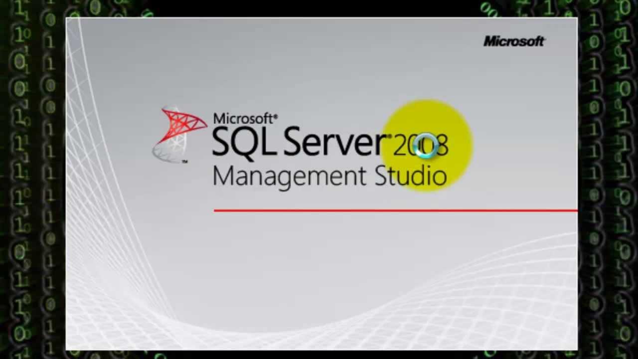 Como crear una base de datos y backup en sql server - Porta sql server ...